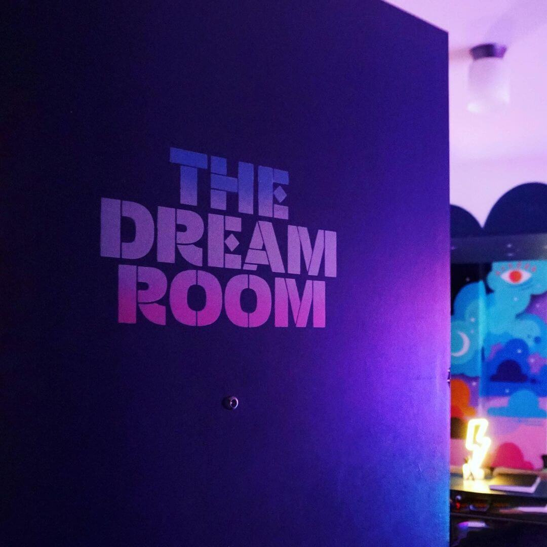Jason Naylor's Dream Room