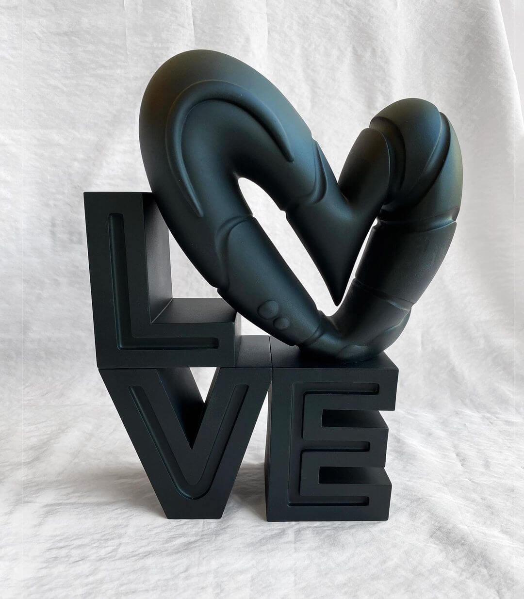 JN Love Sculpture