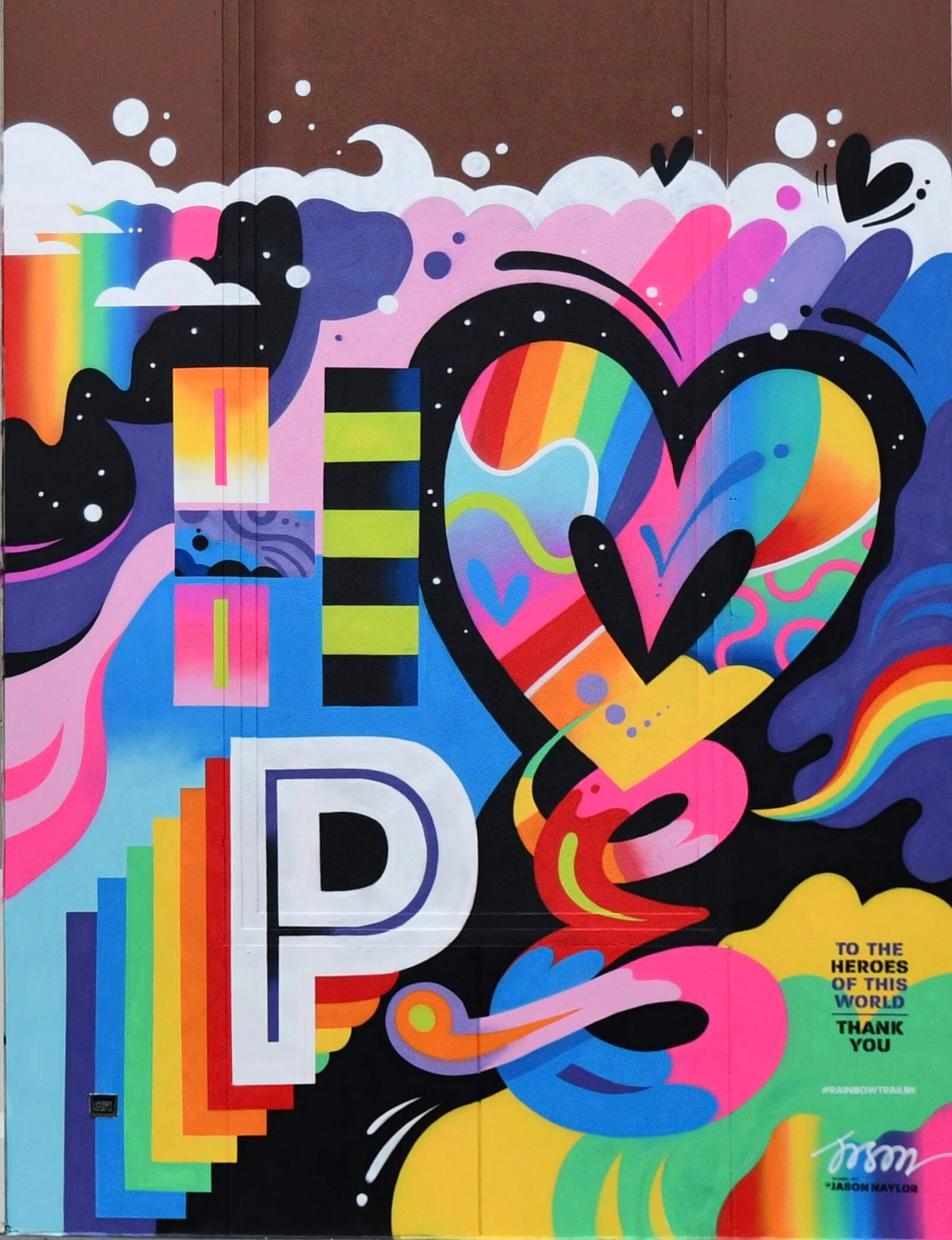 Hope Mural