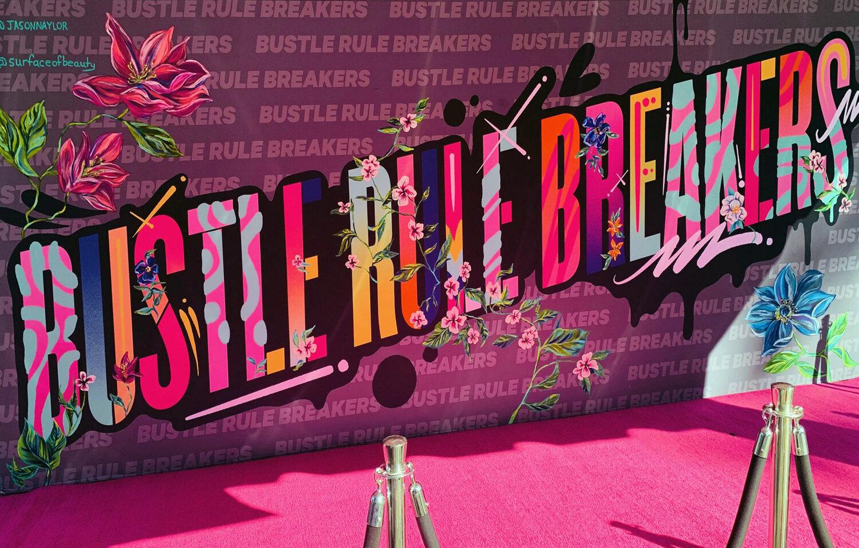 Bustle Rule Breakers