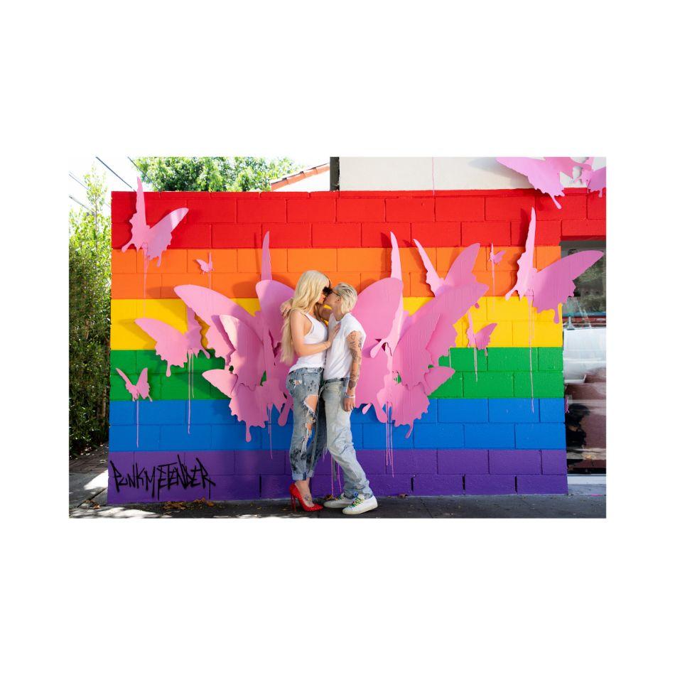 Pride Mural