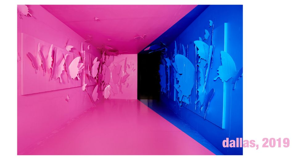 Pink/Blue Room