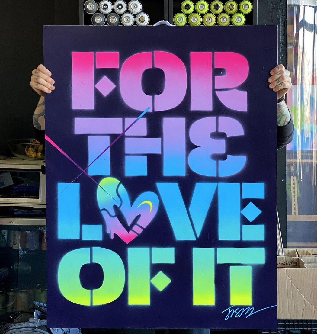 For The Love of It by Jason Naylor