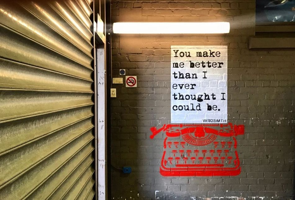 You Make Me Better by WRDSMTH