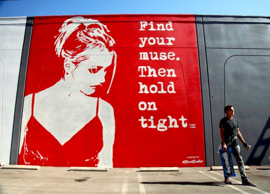 Find Your Muse by WRDSMTH