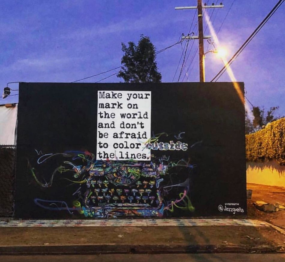Make Your Mark by WRDSMTH