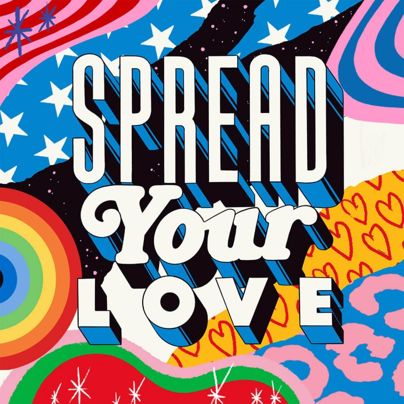 Spread Your Love - Toby Triumph