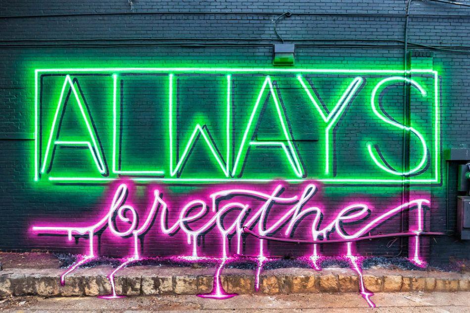 Always Breathe