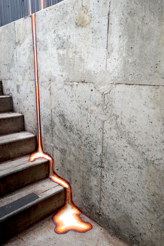 Stair Drips