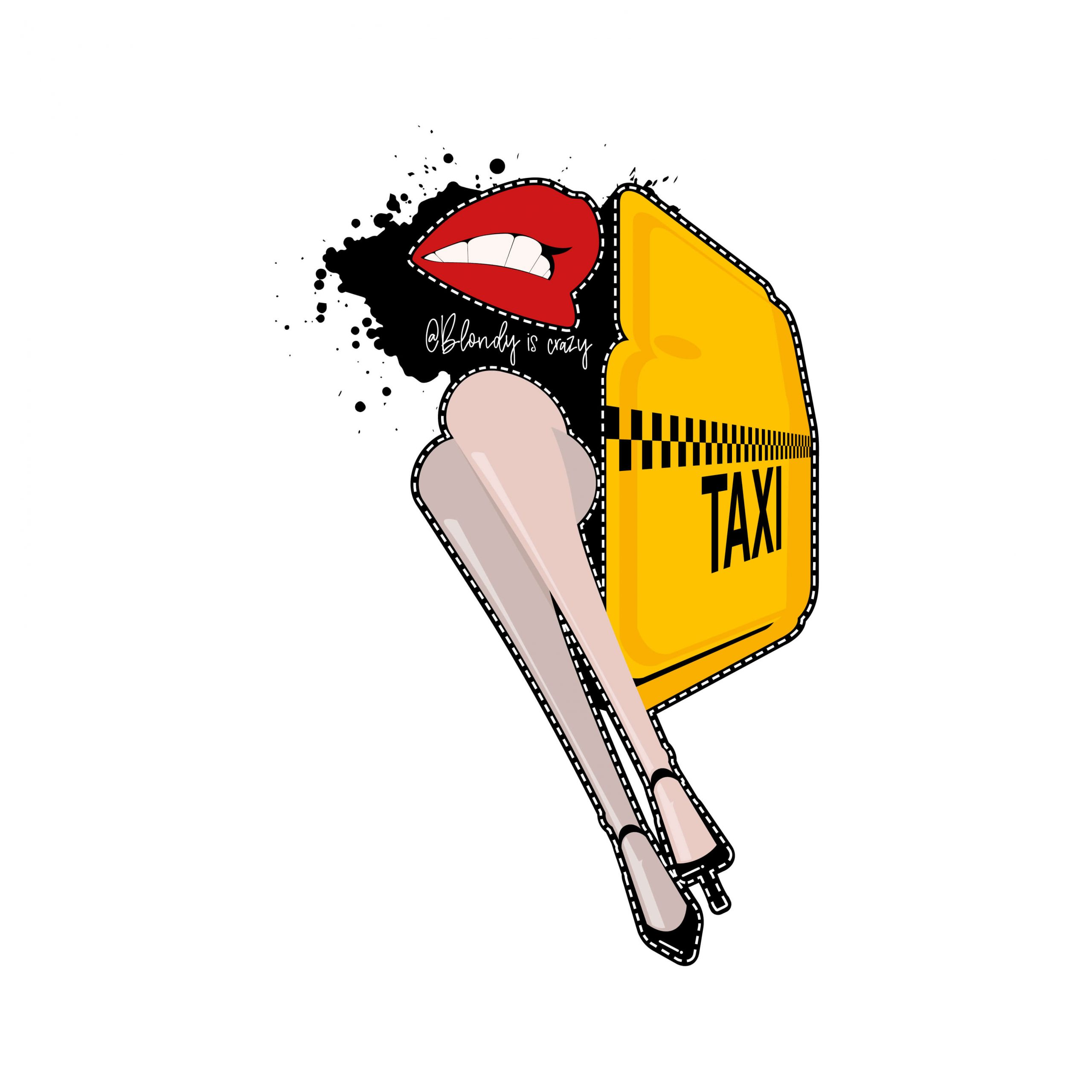 Taxi by Blondy is Crazy