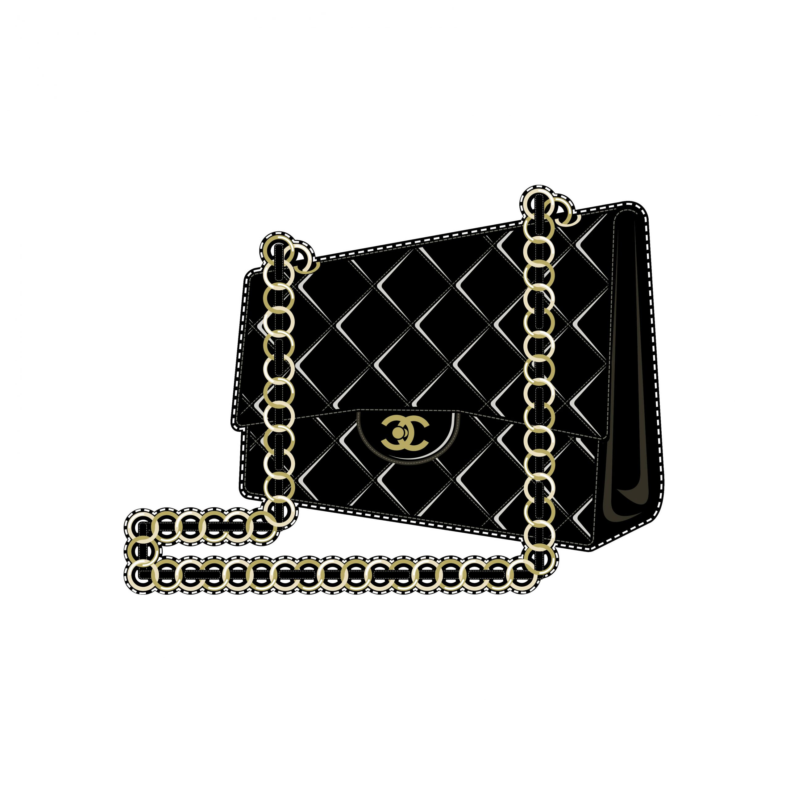 Black Bag by Blondy is Crazy