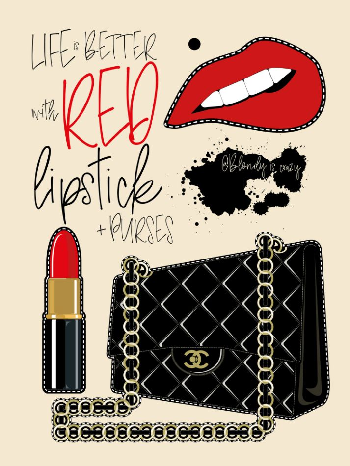 Better in Red Lipstick