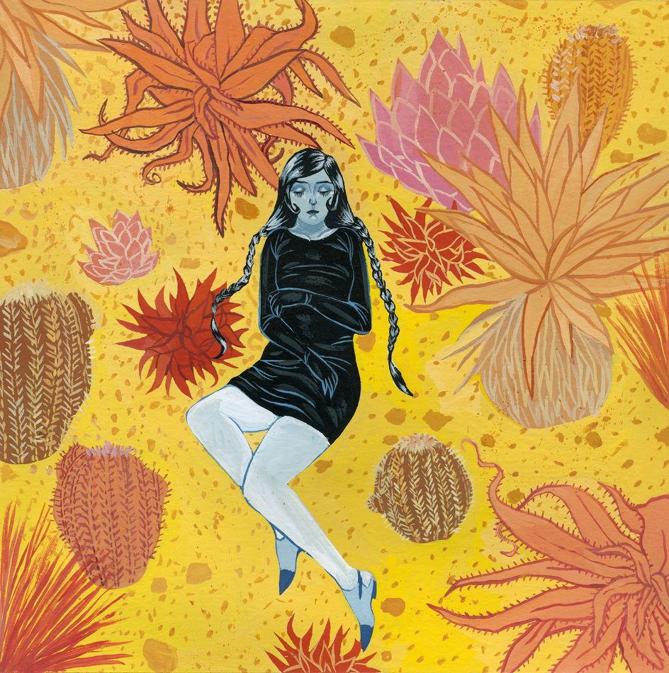Flower Girl by Cali Sales