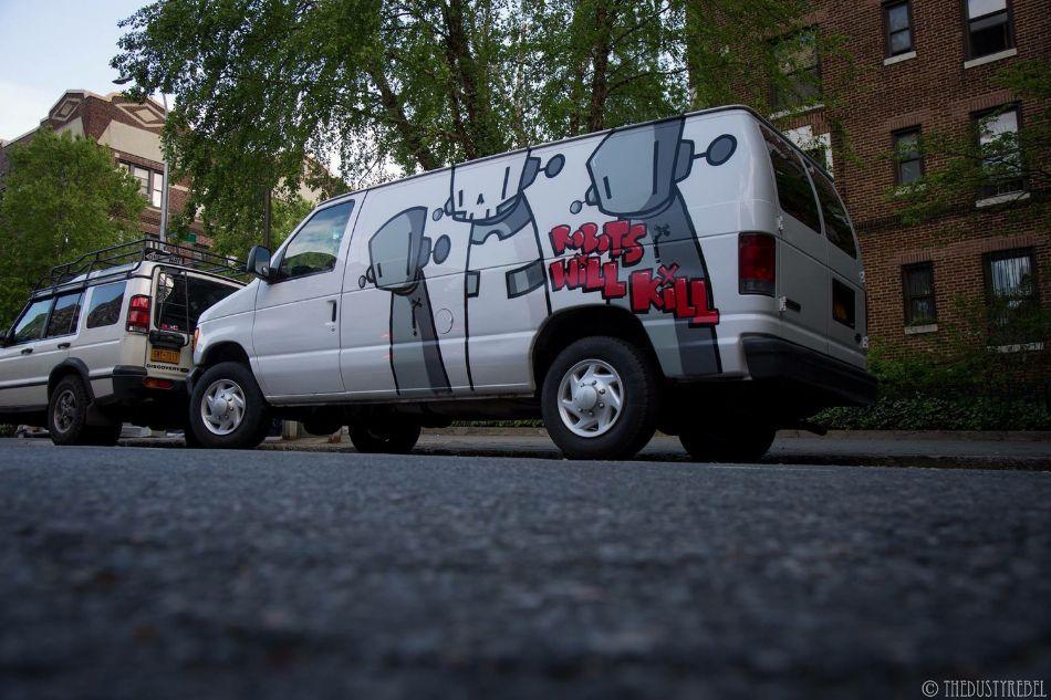 Van by ChrisRWK