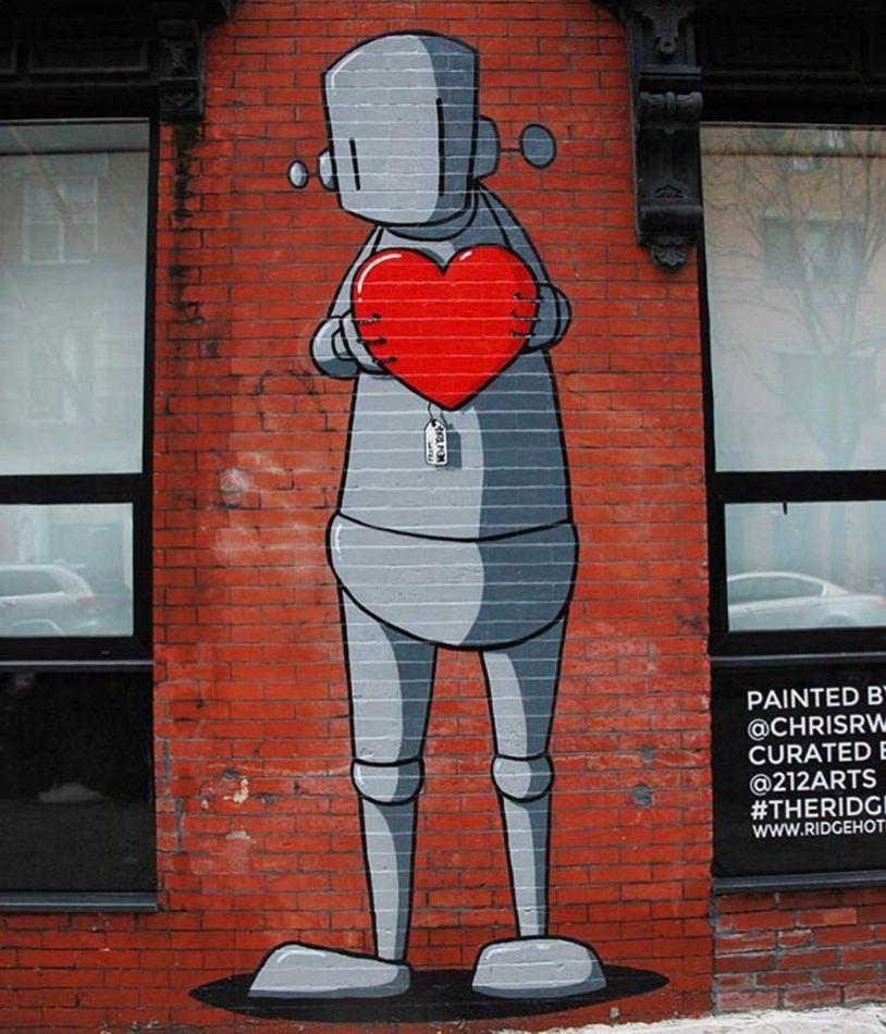 Robot Love by ChrisRWK