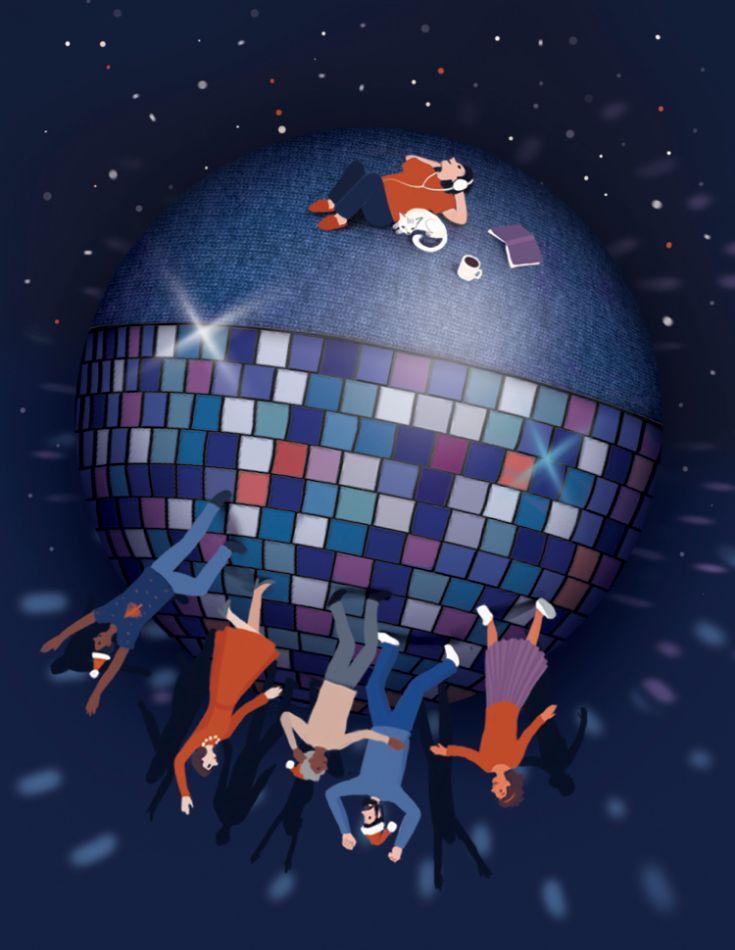 Disco by Daria Schychenko