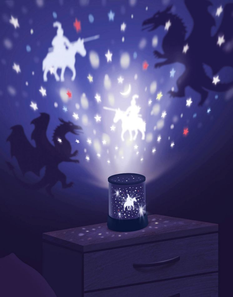 Fantasy Light by Daria Schychenko