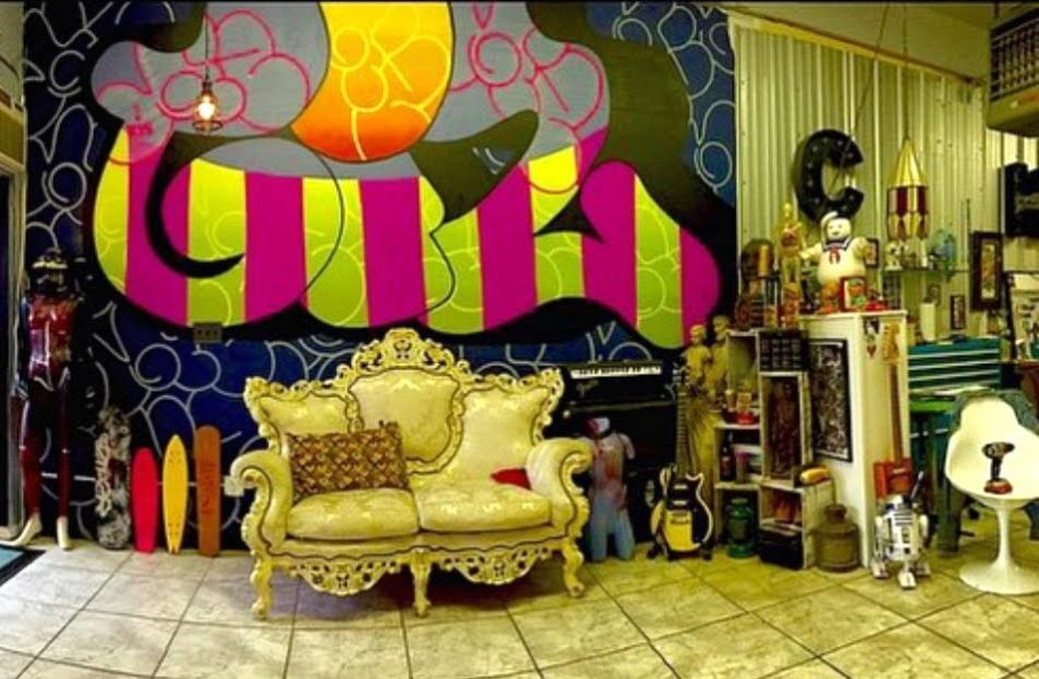 Yellow Room by Giz