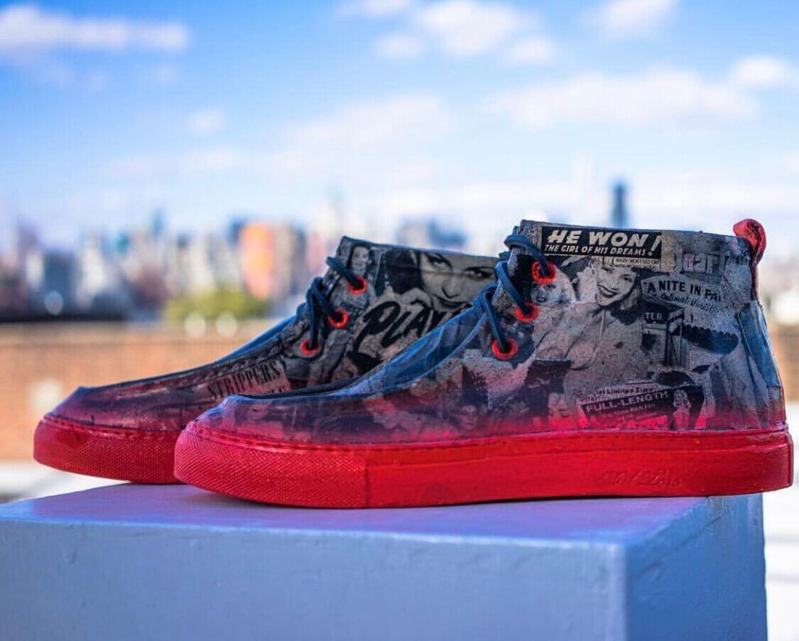 shoes by Jeremy Penn