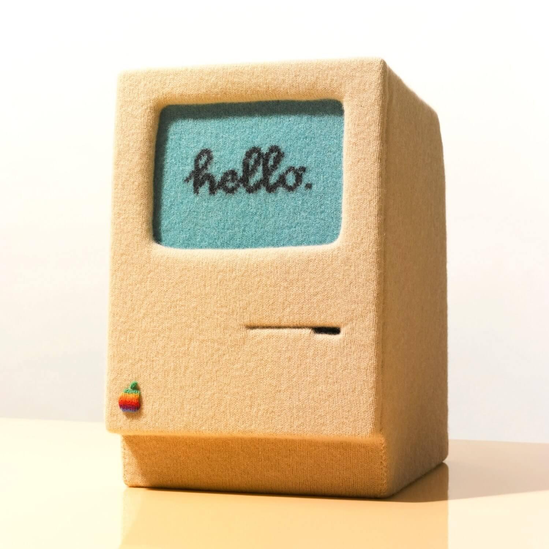iMac by Jessica Dance