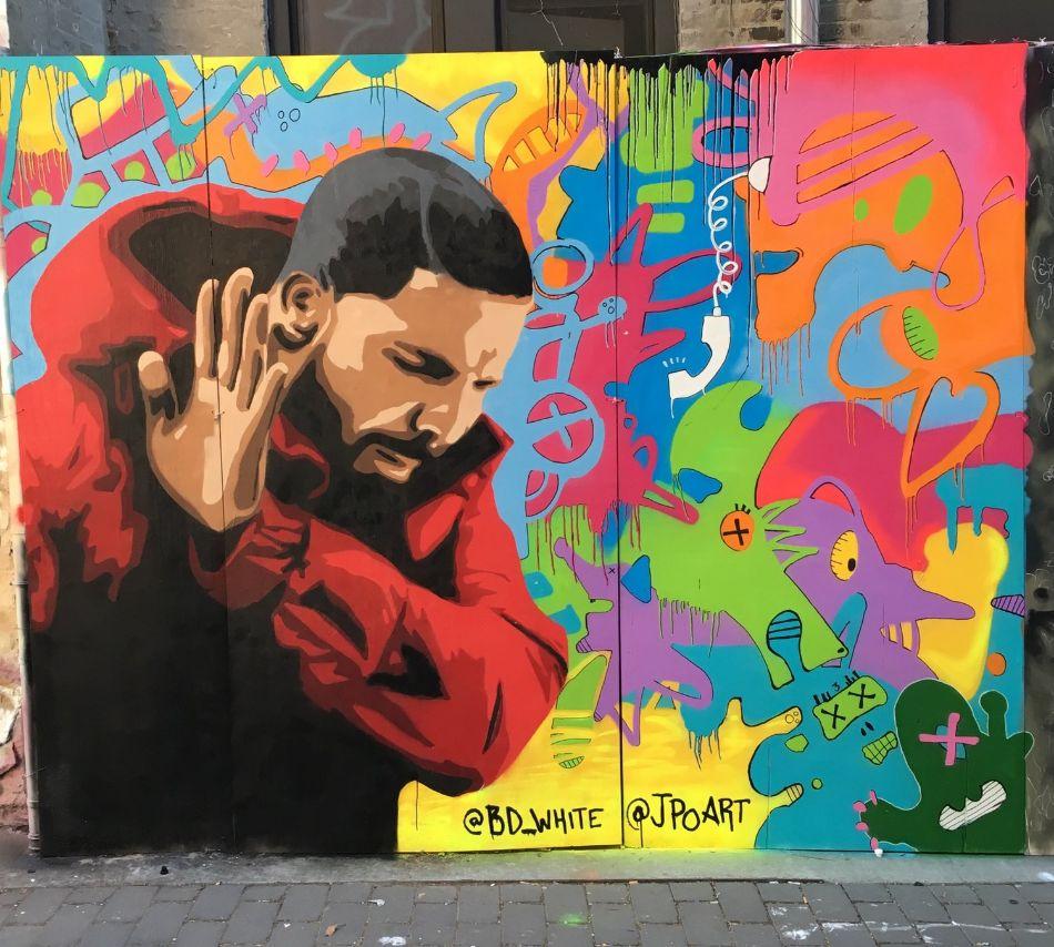 Drake by JPO