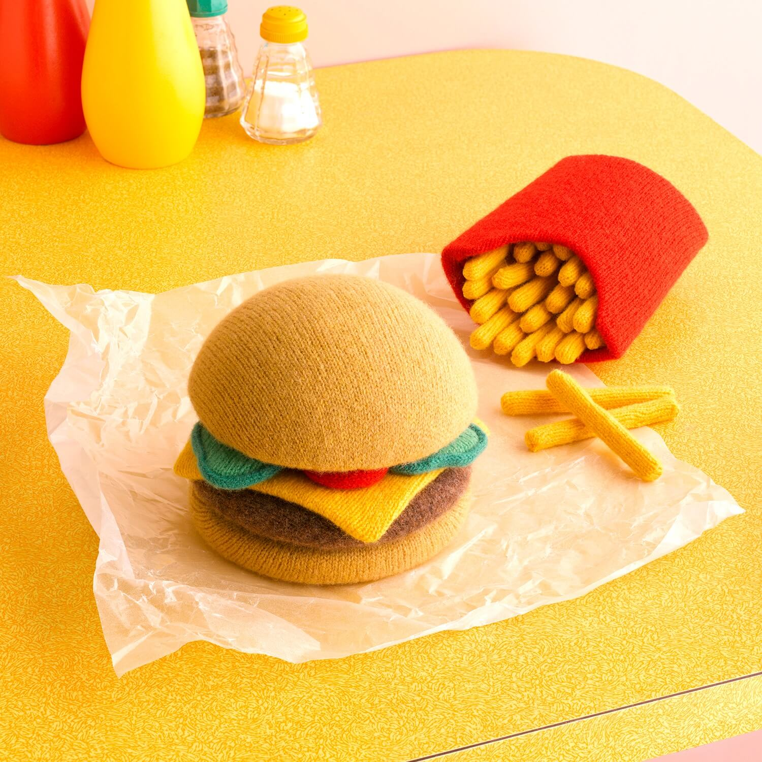 Burger by Jessica Dance