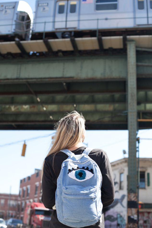 Backpack by London Kaye