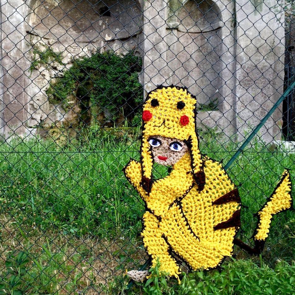 Pikachu by London Kaye