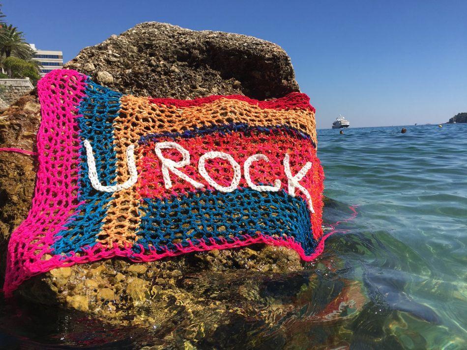 U Rock by London Kaye