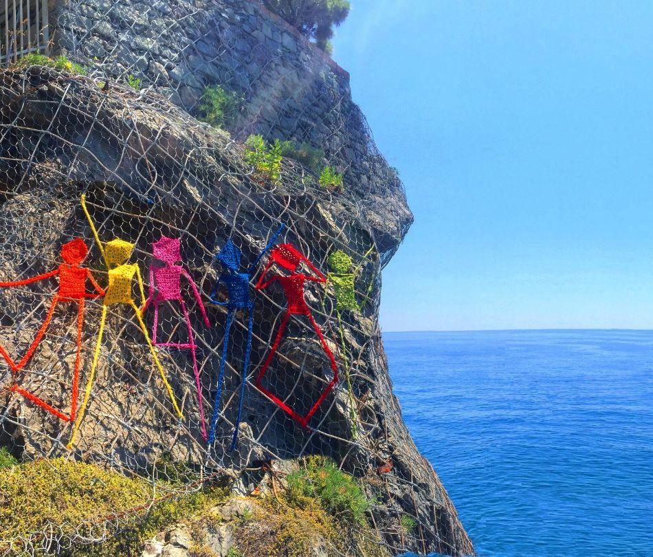 Rock Climbing by London Kaye