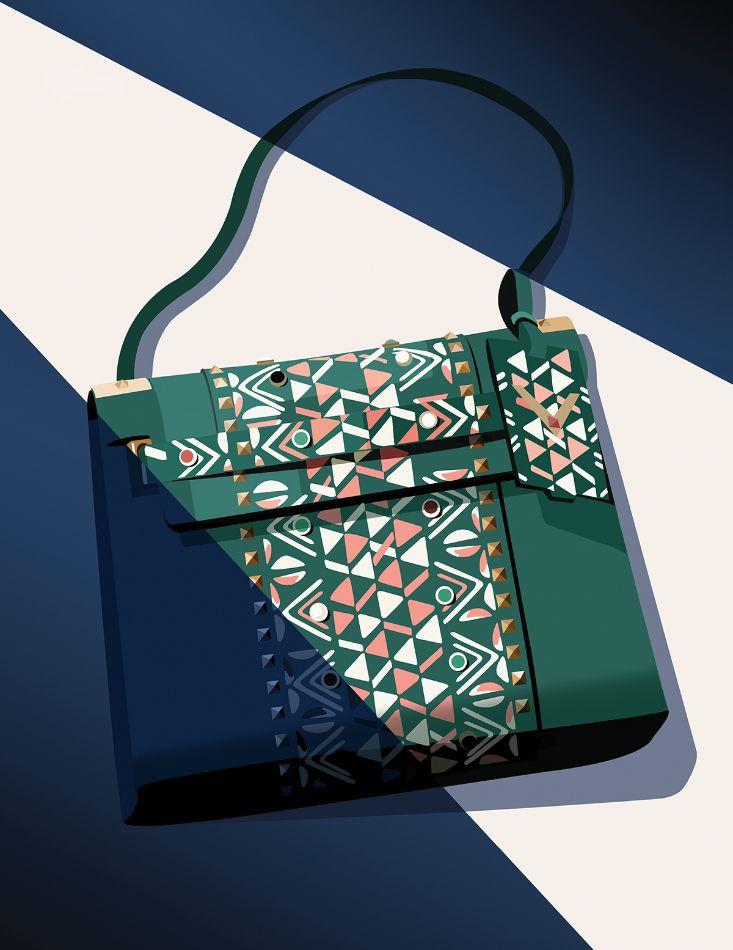 Bag by Mathilde Crétier