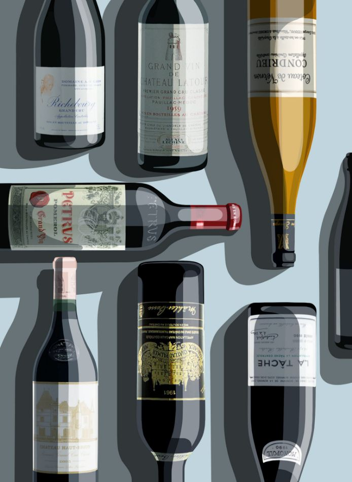 Vino by Mathilde Crétier