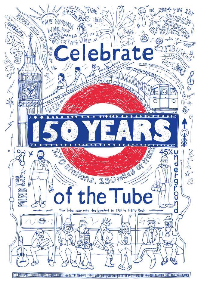 150 Years by Nick Chaffe