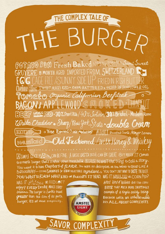 The Burger by Nick Chaffe