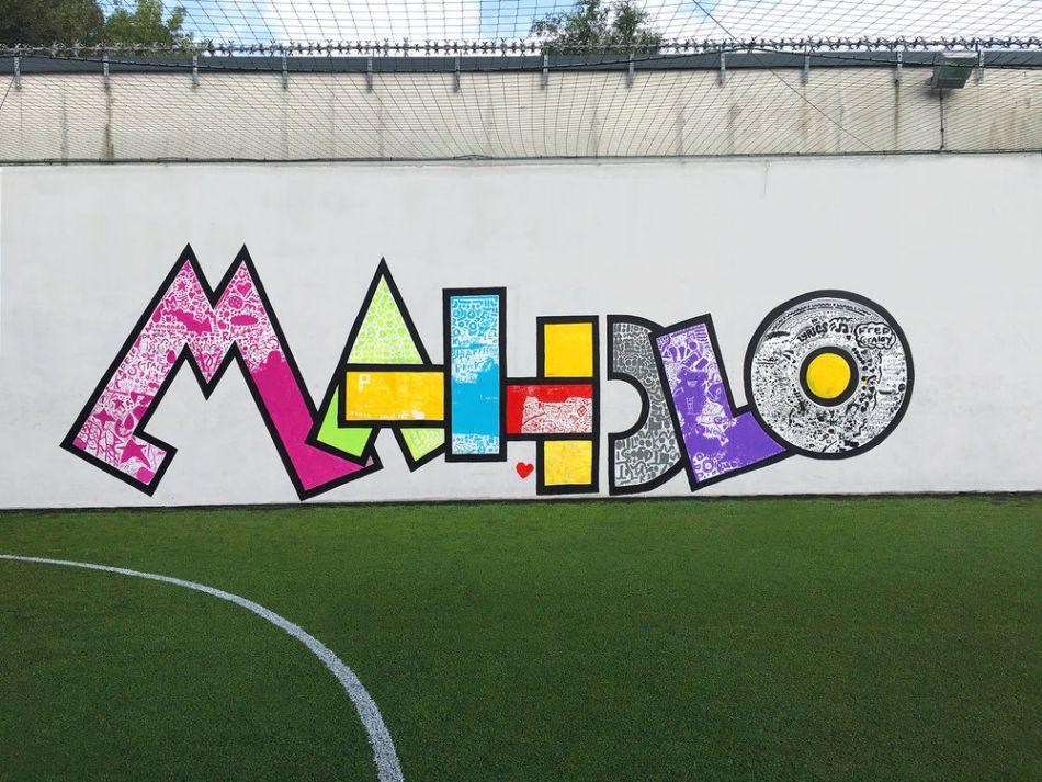 Maholo by Nick Chaffe