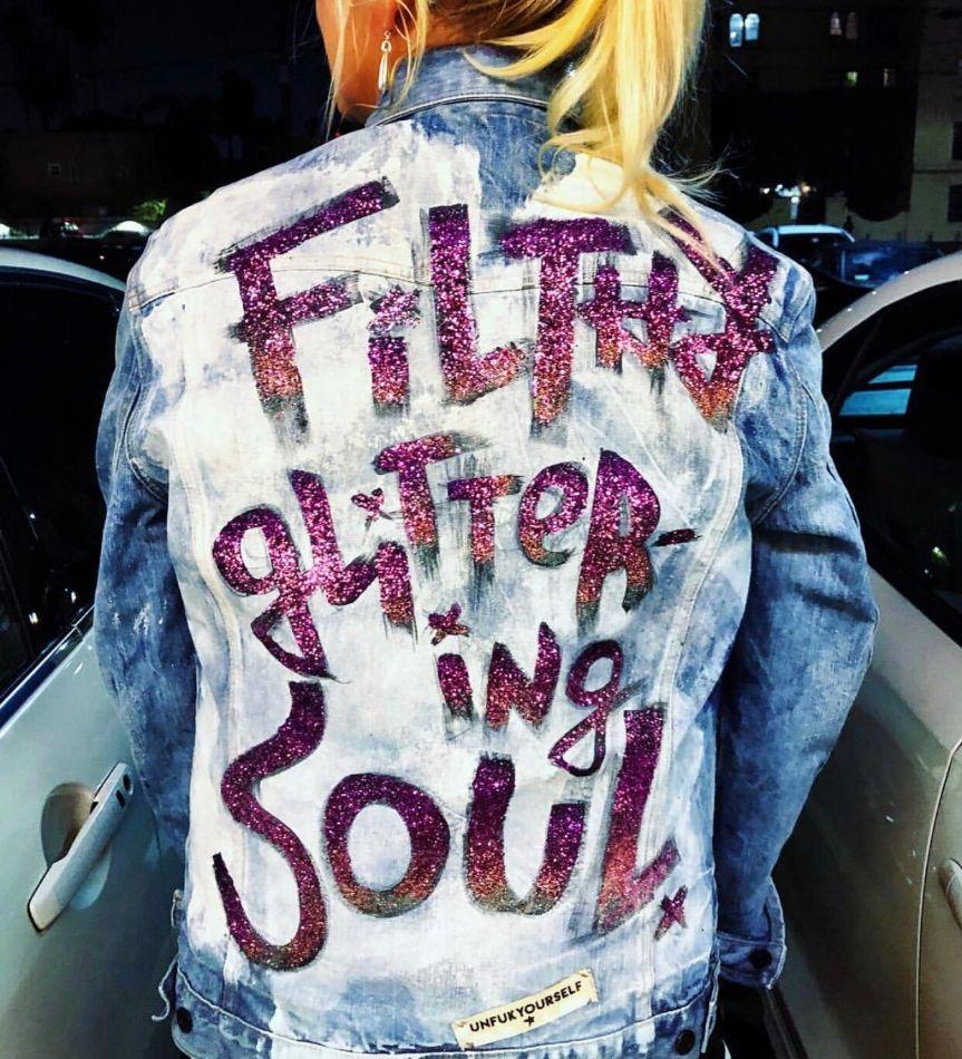 Filhy Glittering Soul