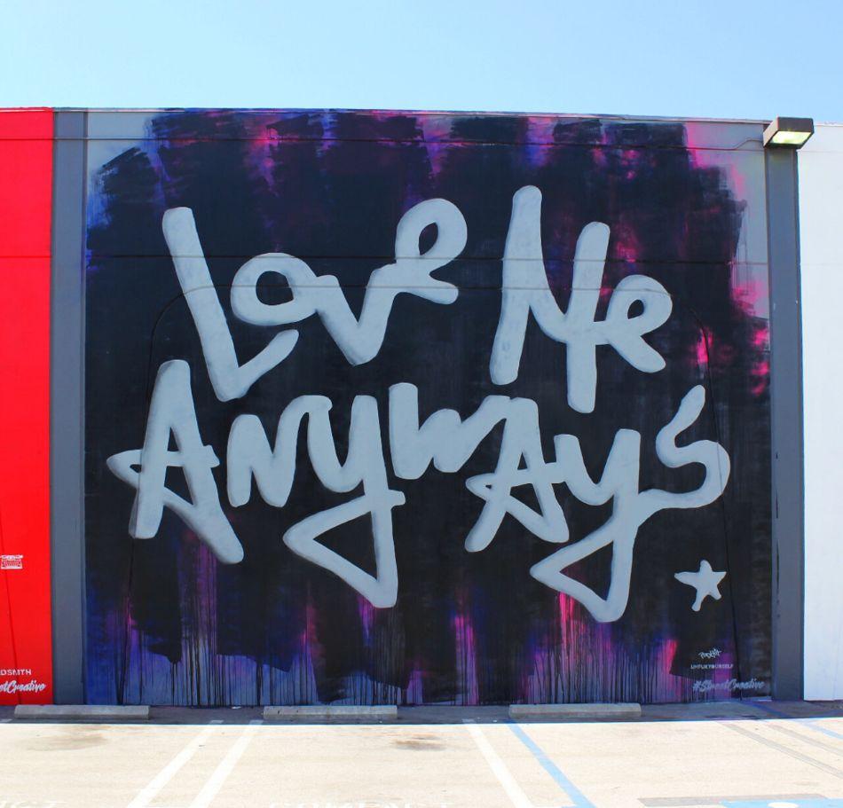 Love My Anyways Mural