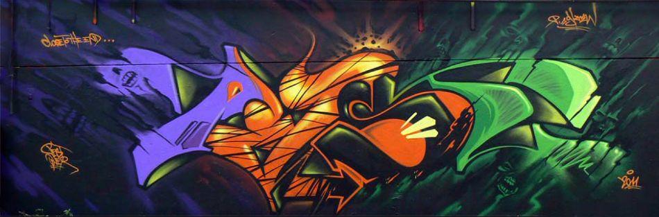 Pest Mural