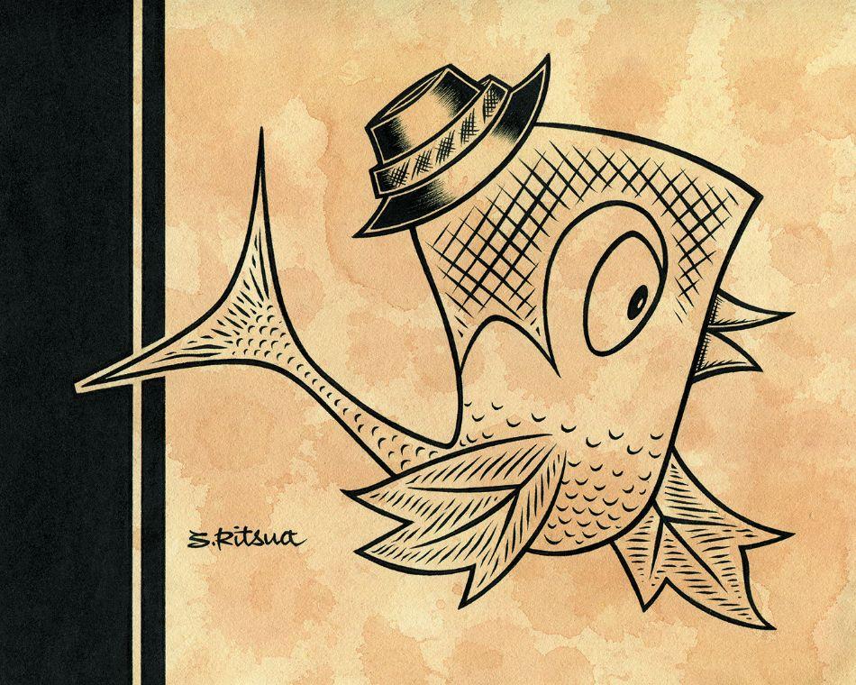 Bird by Pheck