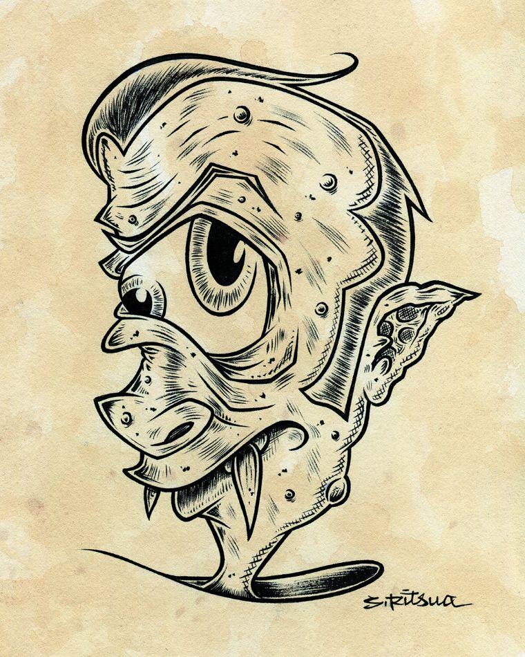 Head by Pheck