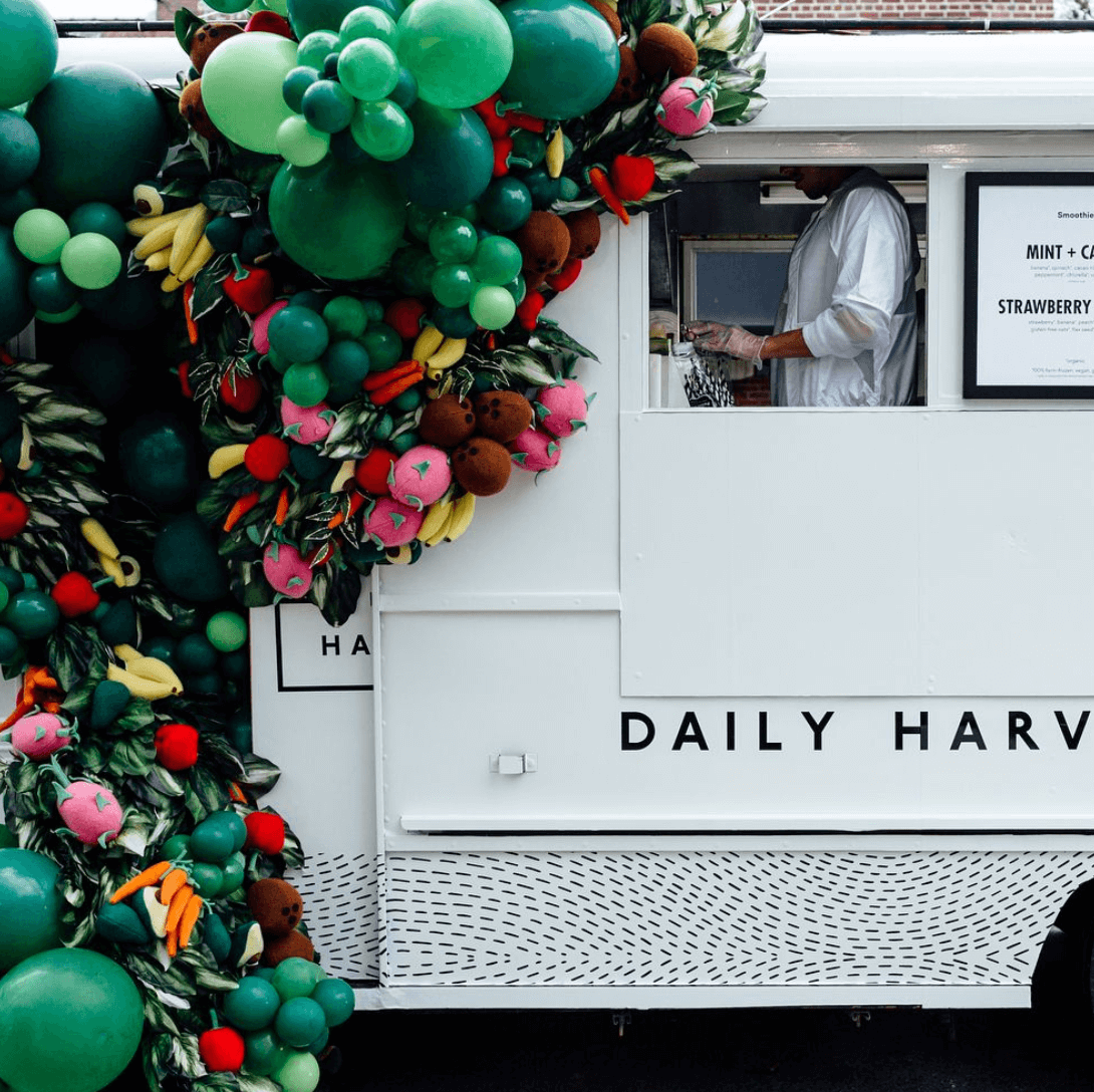 Daily Harvest x JDance
