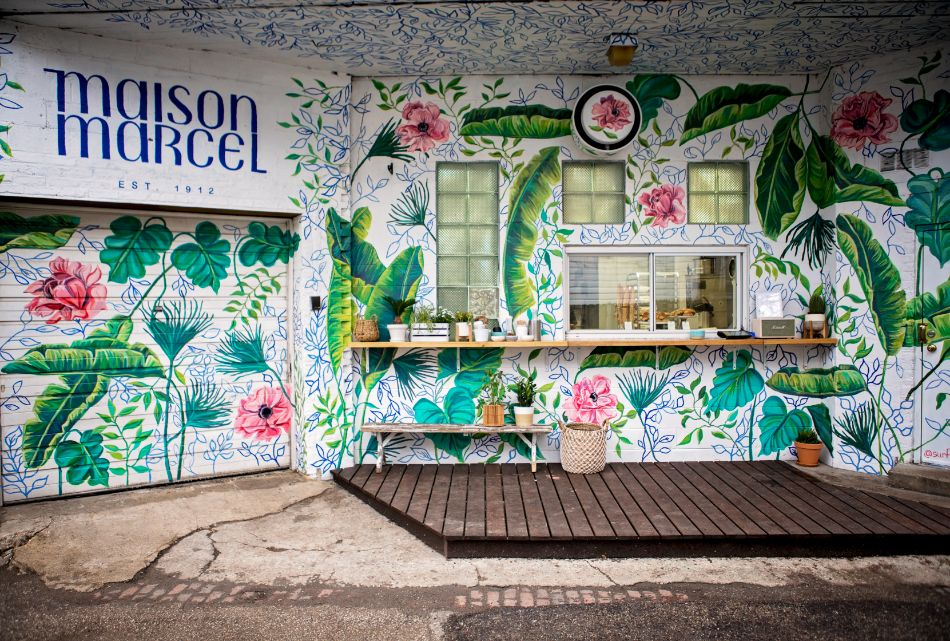 Maison Marcel Wall by Surface of Beauty