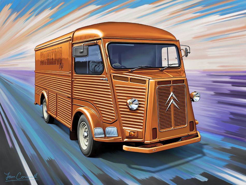Van by Tom Conell