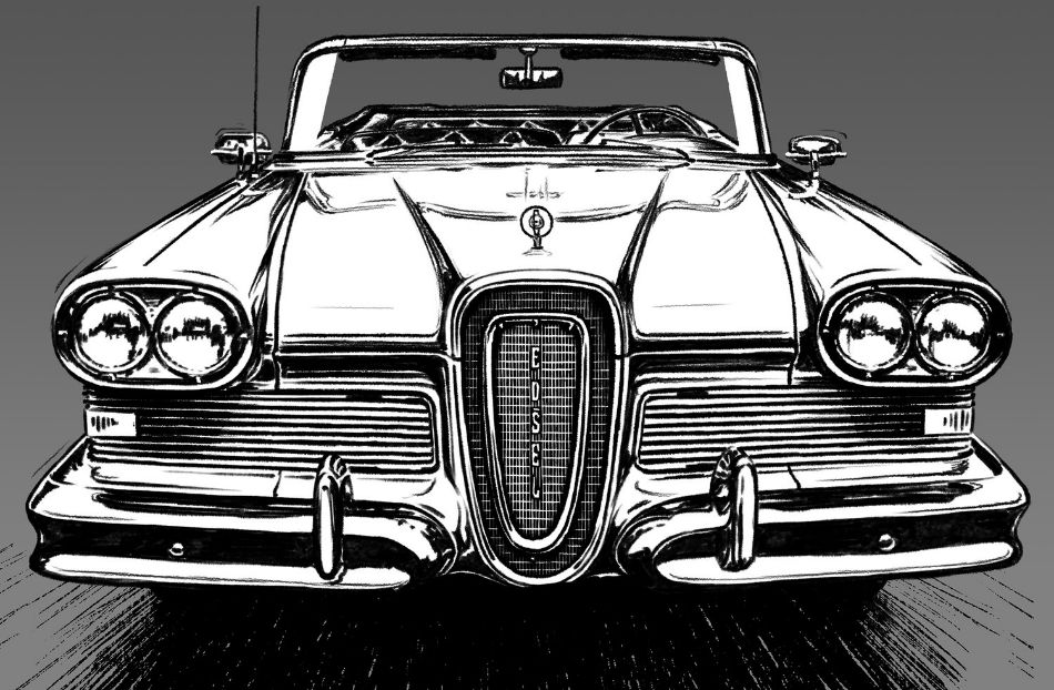 Car by Tom Conell
