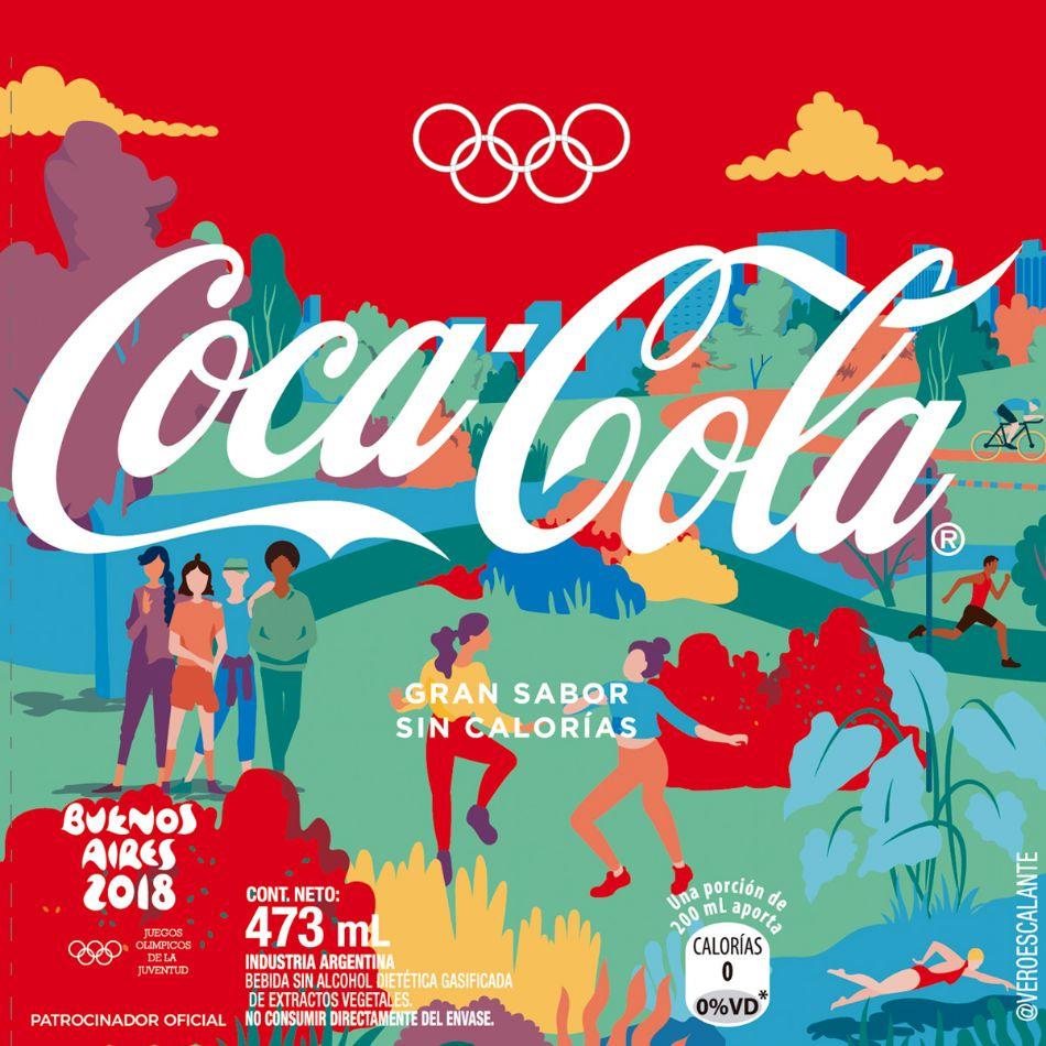 Coca Cola by VeroEscalante