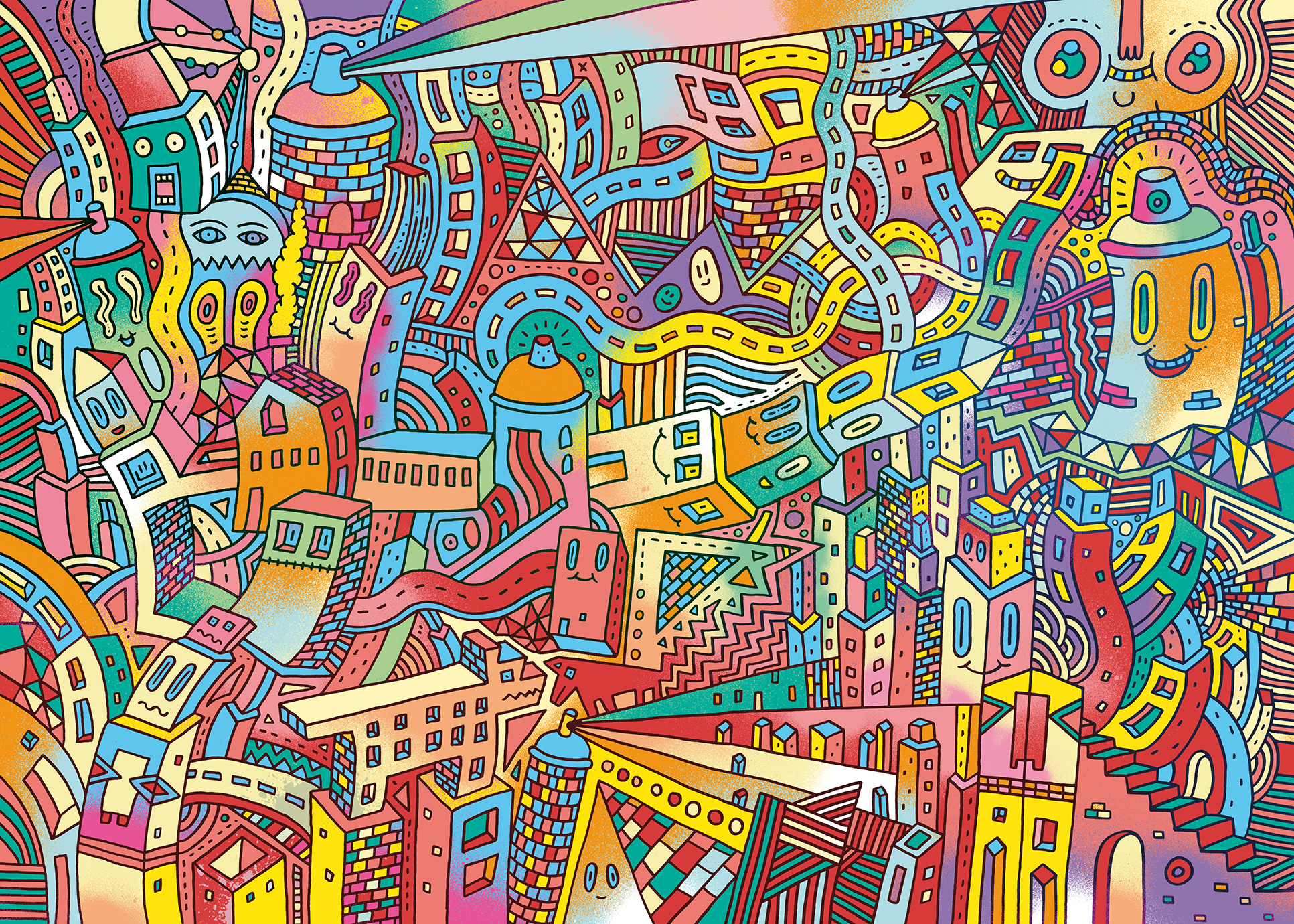 City by Bertone Studio