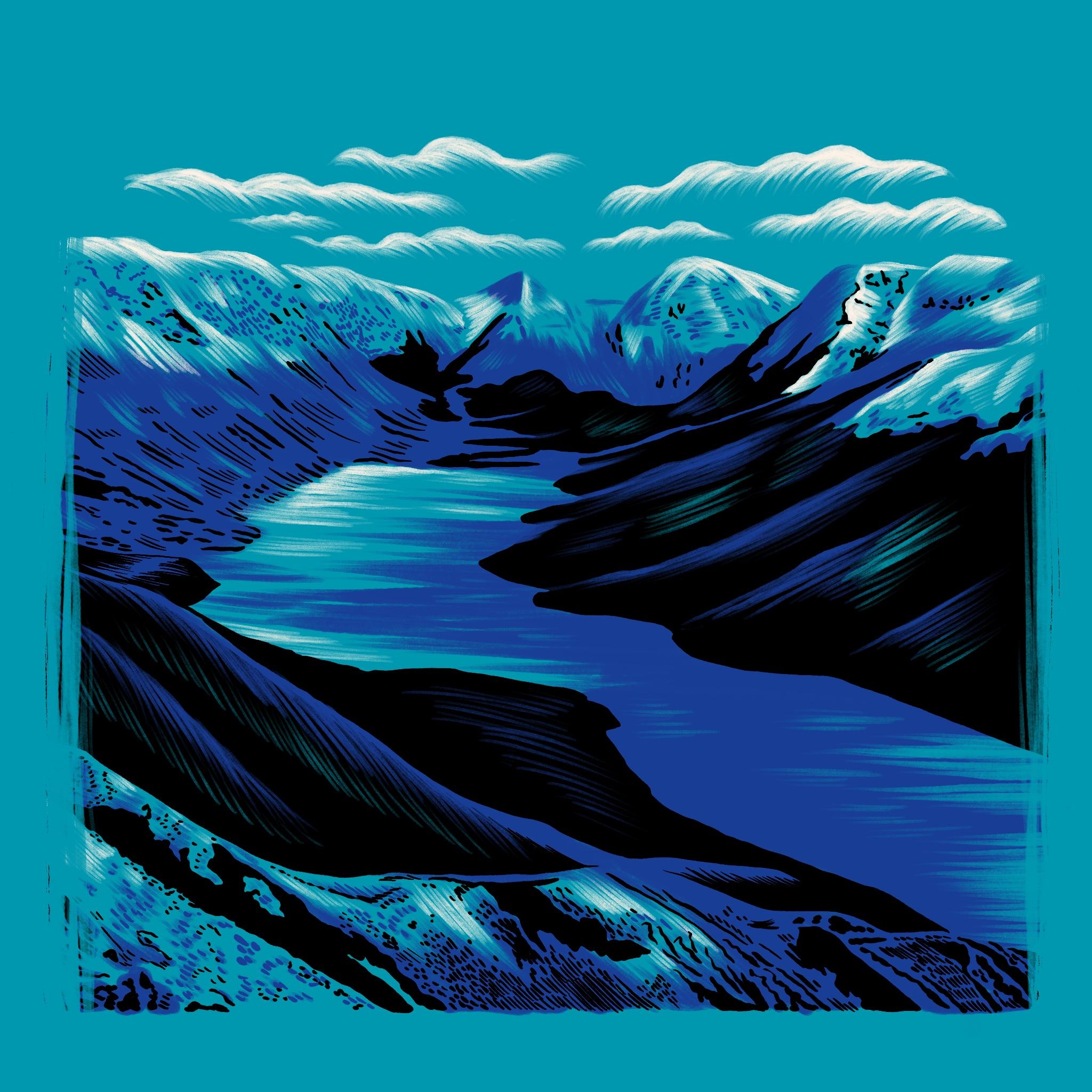 Alaska by Andrea Rochelle