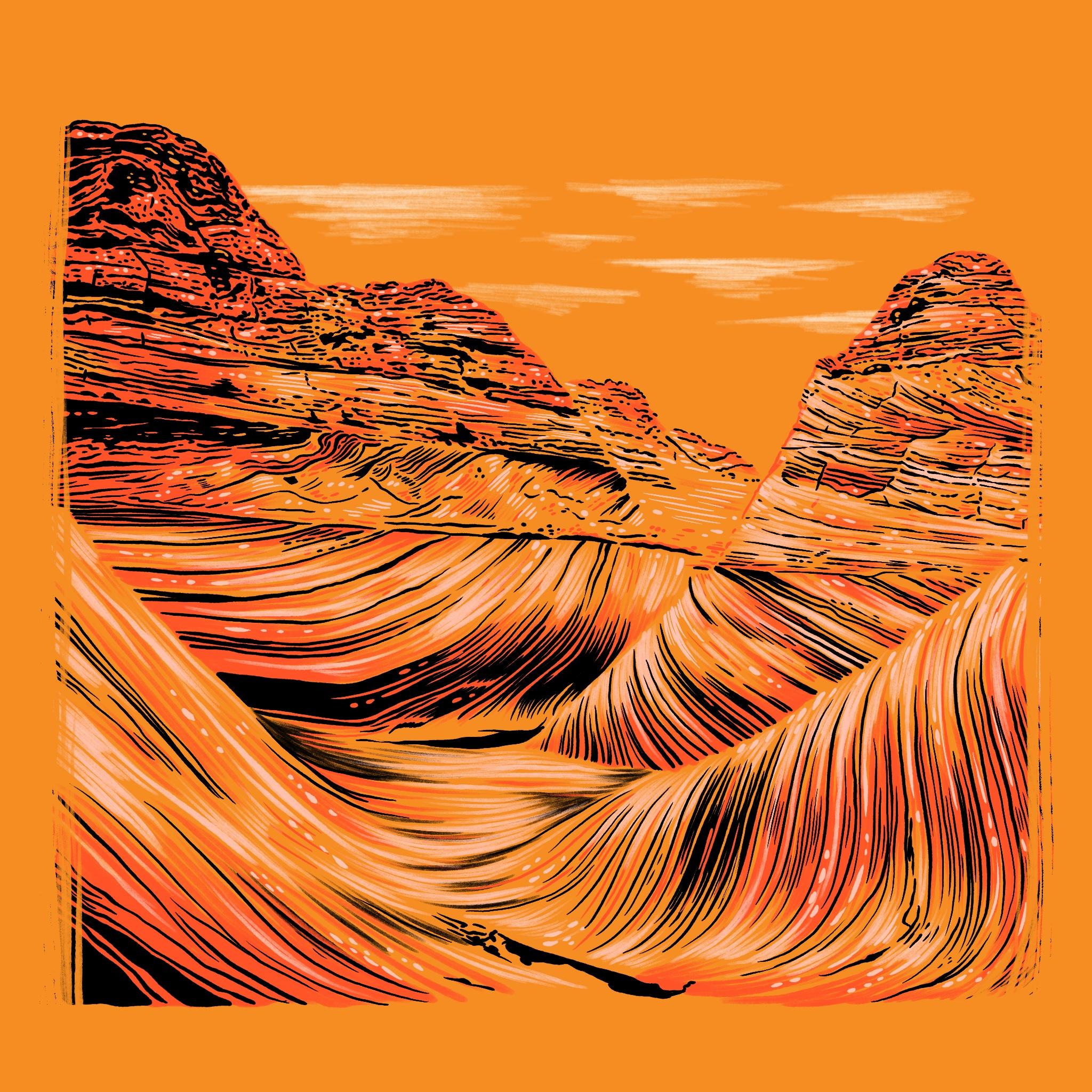 Arizona by Andrea Rochelle