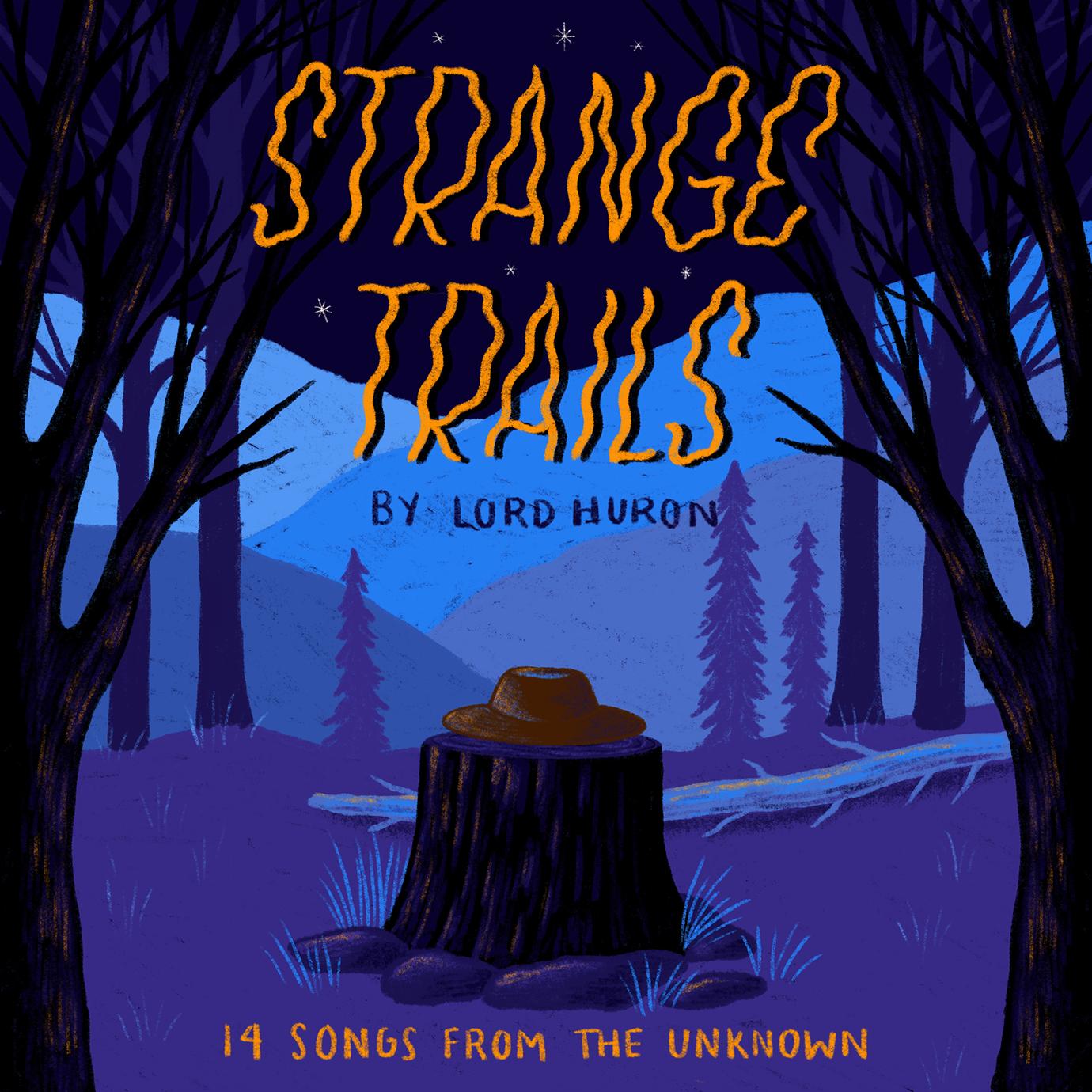 Strange Trails Reimagines