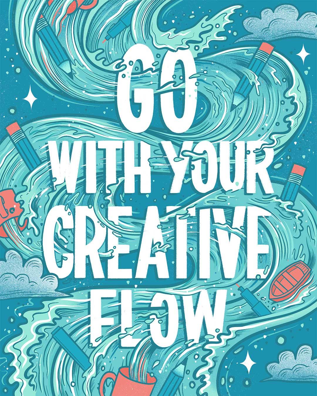 belinda-kou-creative-flow-lettering